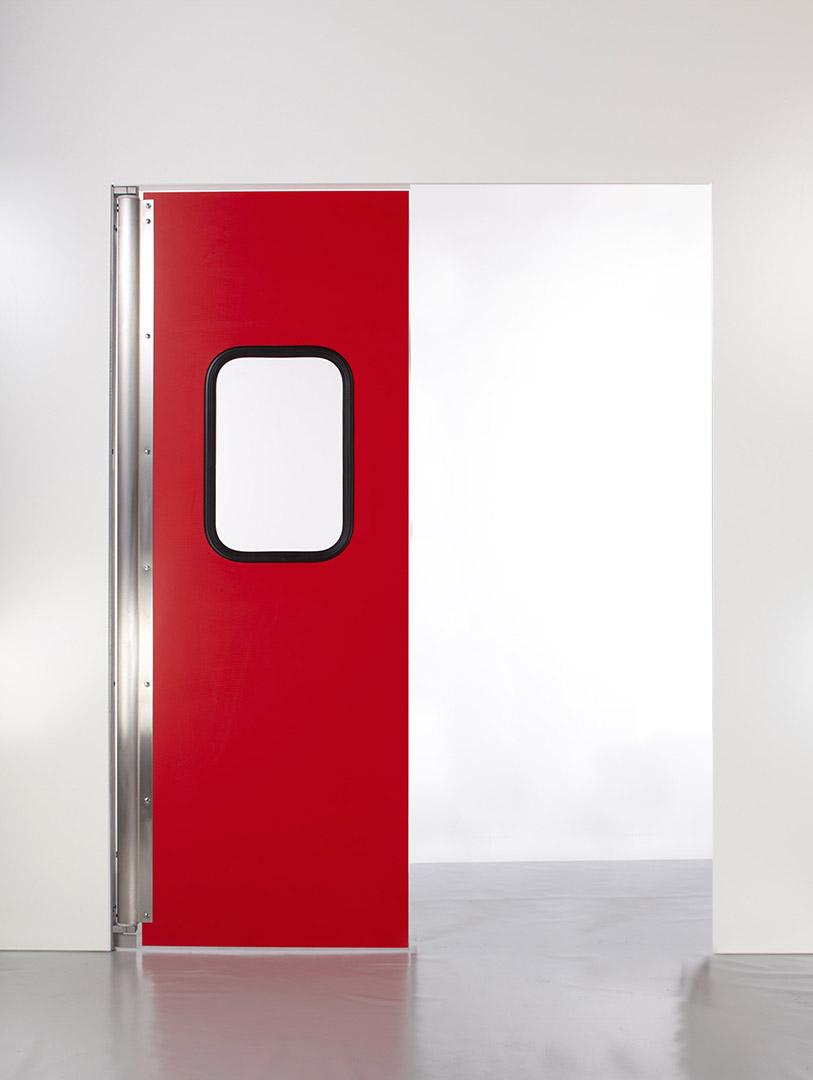 Polyethylen Pendeltür 1 Flügel